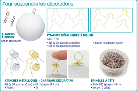 Boule à facettes - Déco de la maison – 10doigts.fr