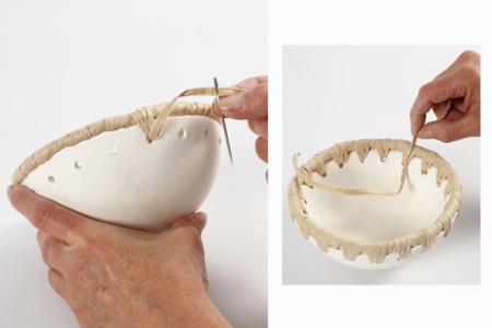 Coupelle artisanale - Modelage – 10doigts.fr