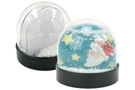Globe boule à neige à décorer - Boule à neige, Cloche – 10doigts.fr