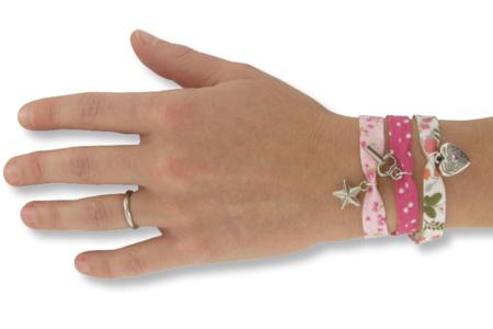 Bracelets Liberty - Tutos Fête des Mères – 10doigts.fr
