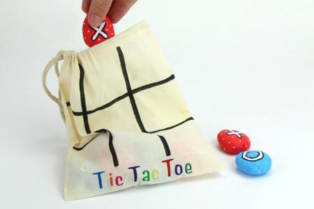 TIC TAC TOE - Jeu de voyage - Jeux – 10doigts.fr