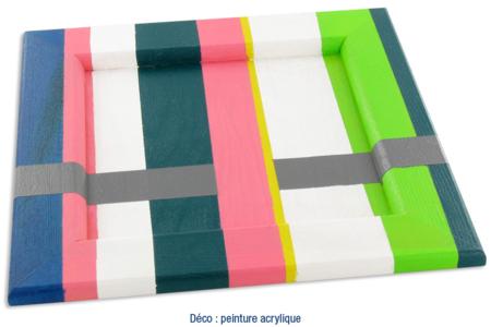 Ruban de masquage adhésif - 50 mètres - Adhésifs colorés et Masking tape – 10doigts.fr