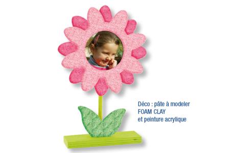 Cadre fleur - Tutos Fête des Mères – 10doigts.fr