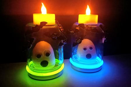 Cage à fantôme - Tutos Halloween – 10doigts.fr