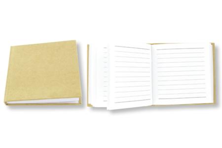 Carnet en carton déco tissu et chouette - Décoration d'objets – 10doigts.fr