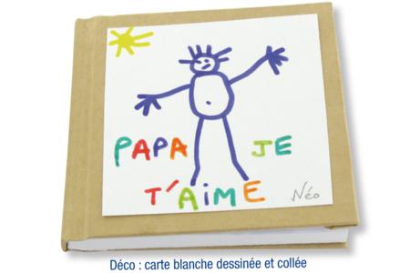 Carnet kraft - Décoration d'objets – 10doigts.fr