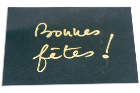 Marqueurs permanents métallisés or, argent ou blanc - Divers – 10doigts.fr