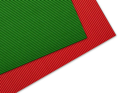 Carton ondulé Noël - 50 x 70 cm - Carton ondulé – 10doigts.fr