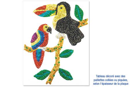 Set de 12 carton-plume 29,7 x 42 cm - 10doigts.fr