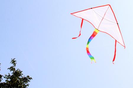 Cerf-Volant à décorer - Supports de Coloriages – 10doigts.fr