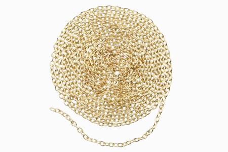 Chaine en métal doré - Chaînes bijoux – 10doigts.fr
