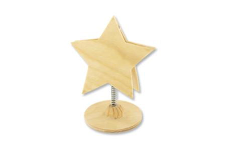 Marque-place en bois Noël - Divers – 10doigts.fr