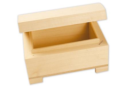 Coffret Corsaire en bois - Décoration d'objets – 10doigts.fr