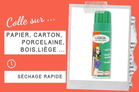 Colle Vinylique Cléocol  - PH Neutre - Colles scolaires – 10doigts.fr