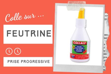 Colle feutrine - Sans solvants - Colles spécifiques – 10doigts.fr