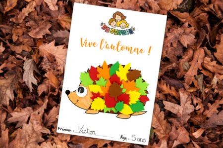 Feuilles d'arbres en caoutchouc souple - Set de 500 - Fleurs et feuilles – 10doigts.fr