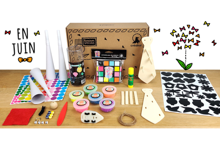 Box créative Créabul - Juin 2020 - Box créatives – 10doigts.fr