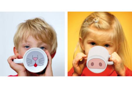 Stickers museaux d'animaux - 12 pièces - Gommettes Animaux – 10doigts.fr