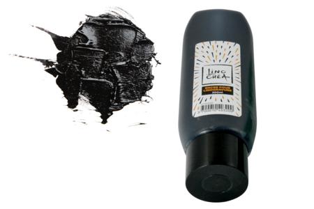 Encre Noire pour Linogravure - 250 ml - Linogravure – 10doigts.fr