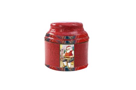 Papier Décopatch rouge - 3 feuilles N°724 - Papiers Décopatch – 10doigts.fr