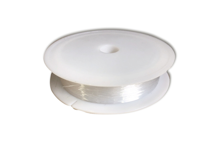 Fil nylon transparent classique - Fils de nylon – 10doigts.fr