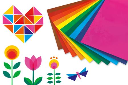 Films colorés pour la décoration des fenêtres - Films et feuilles plastique – 10doigts.fr
