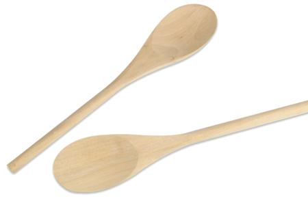 Grande cuillère en bois - Cuisine et vaisselle – 10doigts.fr