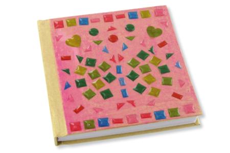 """Carnets """"Mes premières mosaïques"""" - Kit de 6 réalisations - Carnets et blocs-notes en carton – 10doigts.fr"""