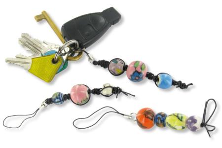 Gri-Gri pour mobile ou sac à main - Bijoux – 10doigts.fr
