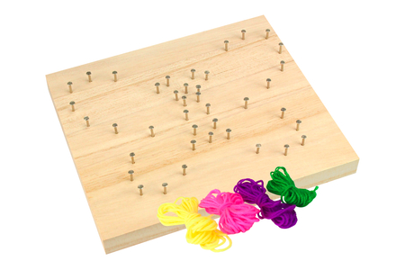 String Art - Kit Papillon - String Art – 10doigts.fr