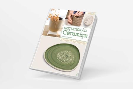 Livre : Initiation à la céramique - Livres Modelages, Fimo... – 10doigts.fr