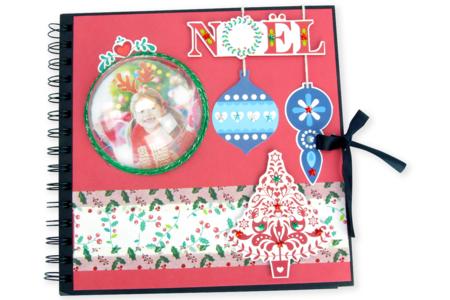 Masking tape Noël - 4 rouleaux assortis - Adhésifs colorés et Masking tape – 10doigts.fr