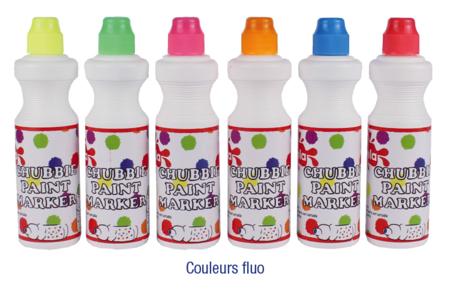 Marqueurs à encre, couleurs assorties - Marqueurs – 10doigts.fr