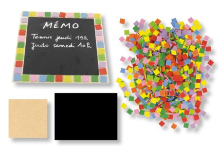 Mémos mosaïques - Fête des Mères – 10doigts.fr