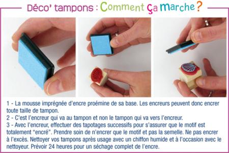 Tampons thème Naissance - Set de 15 motifs - Tampons classiques – 10doigts.fr