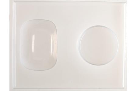 """Moule savons """"Formes simples"""" - Outils et Moules pour savon – 10doigts.fr"""