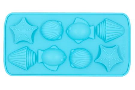 Moule savon en silicone - Poissons et coquillages - Moules savon – 10doigts.fr