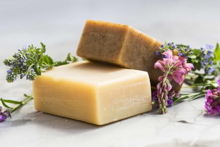Moule savon rectangulaire en silicone - Lot de 2 - Moules savon – 10doigts.fr