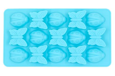 Moule savon en silicone - Papillons et coccinelles - Moules savon – 10doigts.fr