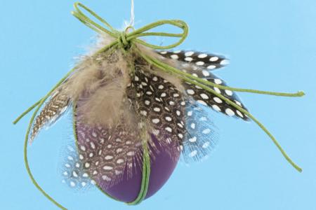 Oeufs à plumes - Noël – 10doigts.fr