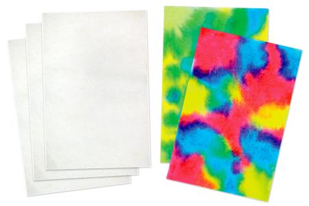 Feuilles de papier diffuseur - Lot de 50 - Papiers diffuseurs – 10doigts.fr