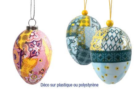 Papiers pour vernis-collage : 8 feuilles Camaïeu Pink - Meilleures ventes – 10doigts.fr