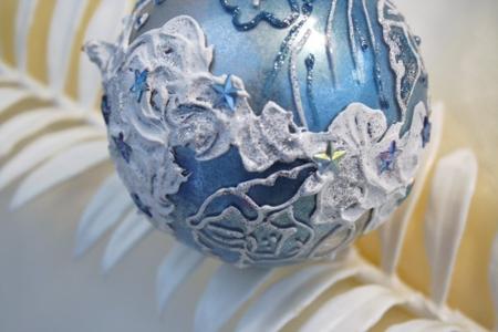 Pâte relief 3D effet neige - 150 ml - Boule à neige, Cloche – 10doigts.fr