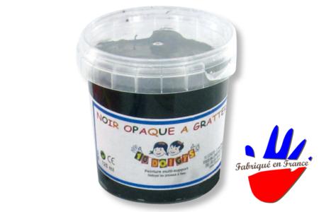 Peinture à gratter - 125 ml - Cartes à gratter – 10doigts.fr