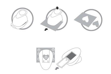 Perforatrices à l'unité - Taille Super Jumbo XXL (7 cm à 7.5 cm) - Perforatrices fantaisies – 10doigts.fr