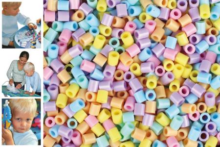 Perles fusibles à repasser - Activités enfantines – 10doigts.fr