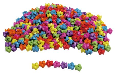 Perles Zig Zag - 1000 perles - Perles enfant – 10doigts.fr