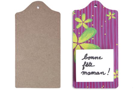 Planchette en médium - Cuisine et vaisselle – 10doigts.fr