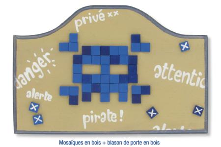 Plaque de porte - Activités enfantines – 10doigts.fr