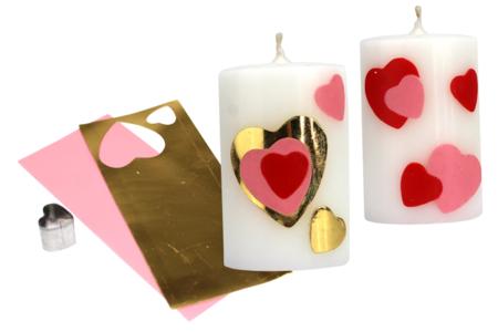 Plaques de cire - Set de 10 couleurs - Colorants, parfums, accessoires – 10doigts.fr